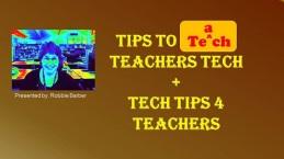 Teaching Tech1