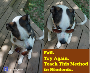 fail-try again-teach this to students