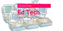 Law vs EdTech